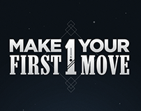 Make your first move