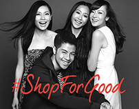 TANGS: #ShopForGood