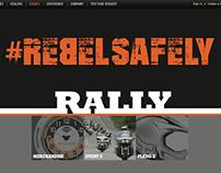 Rebelsafely - a Harley Davidson Campaign