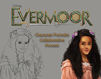 Evermoor Character Portraits: Collaborative Process