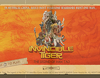 Invincible Tiger