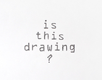 Is this drawing?
