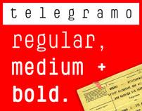 Telegramo – Volcano Type