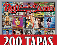 Bookazine Rolling Stone: the complete covers (Arg)