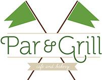 Par & Grill: Branding