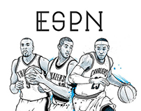 ESPN Power Rankings 2015