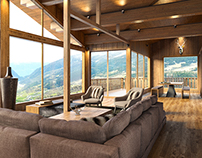 Chalet in Davos //