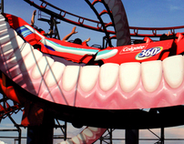 "Colgate 360 ""Roller Coaster"""