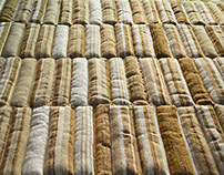 Heritage textiles- The silk rug