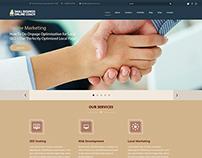Small Business Online Coach Website