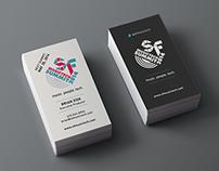SFMusicTech Business Cards