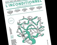 illustrations du journal l'Inconditionnel