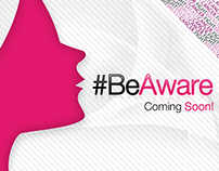 Pond's #BeAware Campaign