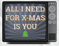 All I need for X-mas is you