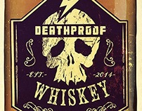 DEATHPROOF Whiskey - Branding