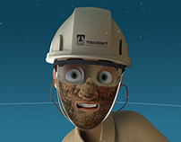 Techint - Safety Briefing Animation