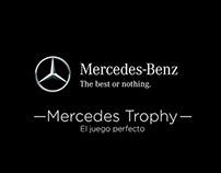 Mercedes C class Trophy EC
