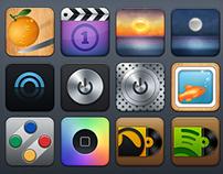 Quab HD Additional icons
