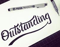 Outstanding…!