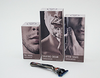Art of Shaving Packaging