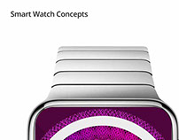 Smart Watch Concepts
