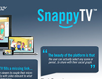 SnappyTV advertisement