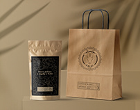Kaldi Coffee - Branding
