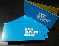 ideabeyond dot com branding