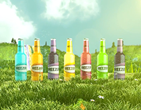 Bottling FUN :)) Project for BREEZER India.