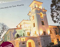 Advertising campaign: San Martín, Mendoza - Argentina