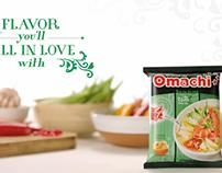 Omachi Noodles