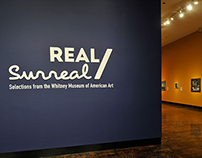 Real/Surreal: Selections from the Whitney