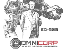OMNICORP - WE'VE GOT THE FUTURE UNDER CONTROL