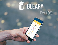 Bleary for IOS.Know your taste note!