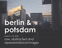 Berlin & Potsdam Travelogue