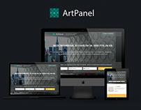 ArtPanel - продажа гипсовых 3D панелей
