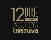 12 Days of Muto Christmas