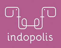 Logo + advertentie Indopolis