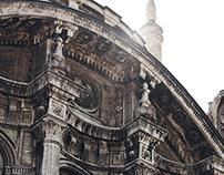 İstanbul, Büyük Mecidiye Camii