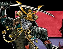 Jason Voorhees Samurai