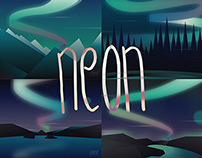 NEON: Northern Lights Wallpapers