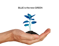 Blue Is The New Green