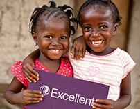Revitalising a global charity brand- Excellent
