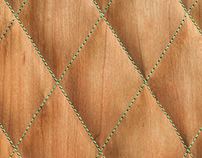 Stitched Wood