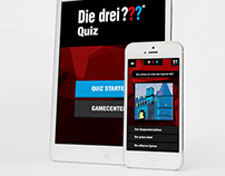 Gamedesign DieDrei??? - Quiz
