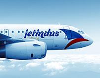 Jet Indus Branding Concept