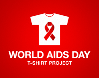 World AIDS Day T-Shirt Project