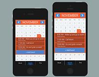 Classic Calendar App