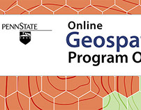 Online Geospatial Education Program Office