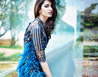 Jhataleka Malhotra for Femina Nov'14